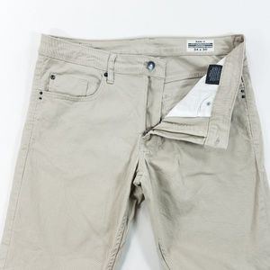 Buffalo David Bitton Sam-X Slim Straight Pants